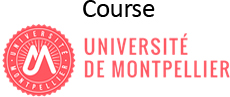 Course University of Montpellier